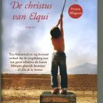 De omslag van De christus van Elqui
