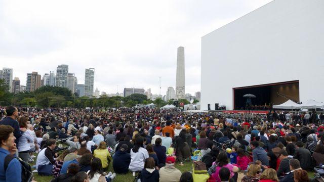 Concertzaal Sao Paulo