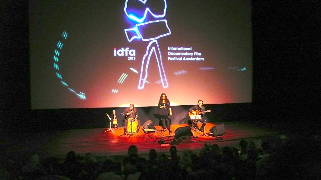 Macarena Paz Trio op het IDFA 2013