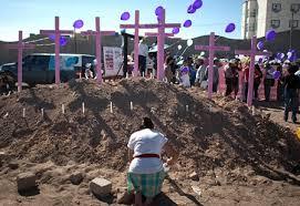 Herdenking slachtoffers Juarez