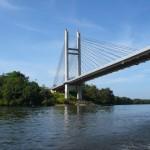 De nieuwe brug tussen Brazilië en Frans-Guyana